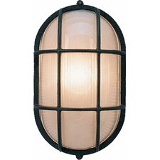 1 Light Outdoor Wall Mounted Light Fixture