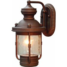 Sterling 1 Light Outdoor Wall Sconce