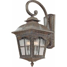Leeds 4 Light Outdoor Wall Sconce