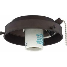 1 Light Ceiling Fan Light Kit