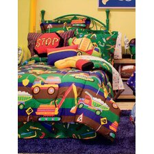 Tyler's Toy Chest Bed in a Bag Set