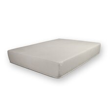 "11"" Plush Gel Memory Foam Mattress"