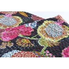 Handmade Kantha Cotton Throw