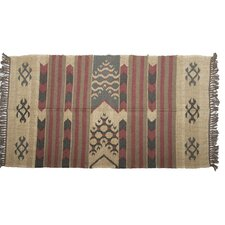 Multi-color Southwestern Rug