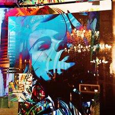 """""""The Krystal Elitist"""" Canvas Art"""