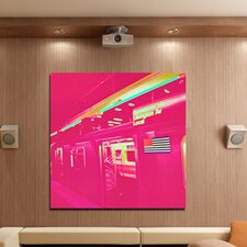 """""""Digital Underground"""" Canvas Art"""