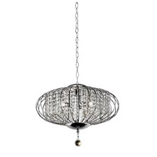 Royal Krystal 3 Light Chandelier