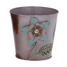 Metal Pot Planter (Set of 4)