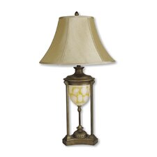 "31"" H Table Lamp with Night Light"