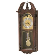 Chiming Quartz Rowland Wall Clock