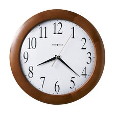 "Home or Office Corporate 12.75"" Wall Clock"