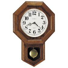 <strong>Howard Miller®</strong> Chiming Quartz Katherine Wall Clock