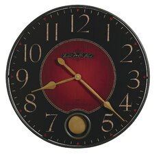 "<strong>Howard Miller®</strong> Gallery Harmon Quartz Oversized 26.25"" Wall Clock"
