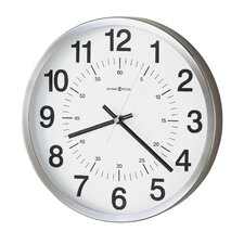 "<strong>Howard Miller®</strong> Home or Office Easton 12"" Wall Clock"