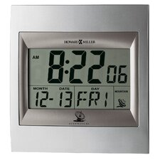 <strong>Howard Miller®</strong> Techtime II Alarm Clock