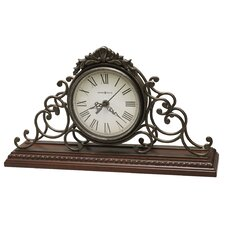 Adelaide Chiming Quartz Mantel Clock