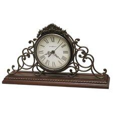 Adelaide Chiming Quartz Mantel Clock