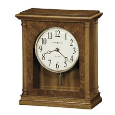 <strong>Howard Miller®</strong> Carly Chiming Quartz Mantel Clock