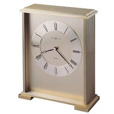 Exton Quartz Table Clock