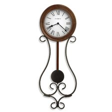 Yvonne Quartz Wall Clock
