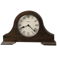<strong>Howard Miller®</strong> Humphrey Mantel Clock in Hampton Cherry