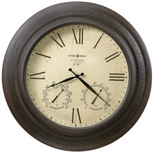 "Copper Harbor 28"" Gallery Wall Clock"