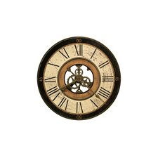 """Works Oversized 32"""" Wall Clock"""