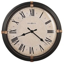 "Atwater Oversized 24"" Wall Clock"
