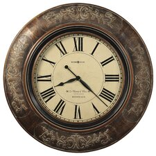 "Le Chateau Oversized 37.25"" Wall Clock"