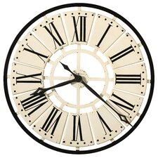 "Pierre Oversized 31.5"" Wall Clock"