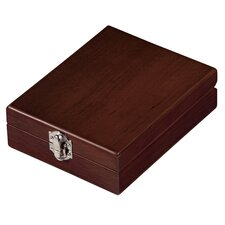 Vintage 2 Piece Wine Box Set