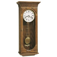 Chiming Key-Wound Westmont Wall Clock