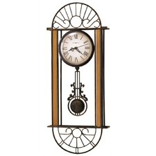 <strong>Howard Miller®</strong> Decorative Quartz Devahn Wall Clock