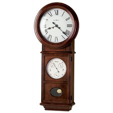 Chiming Key - Wound Lawyer II Wall Clock