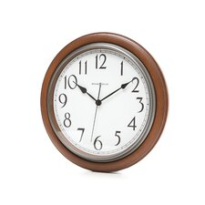 Kalvin Large Clock in Brown Cherry