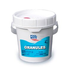 Stabilized, Concentrated, Chlorinating Granules