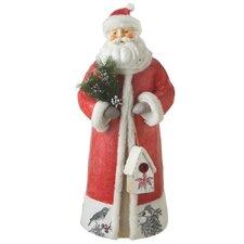 Display Paper Pulp Santa