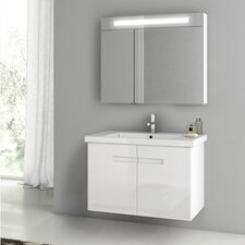 "New York 32""  Bathroom Vanity Set"