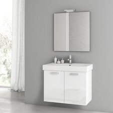"Cubical 30"" Vanity Set"