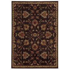 Lenoir Brown / Beige Oriental Rug