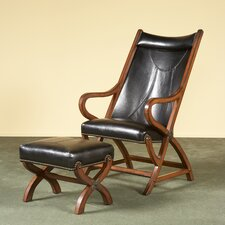 <strong>Largo</strong> Hunter Chair and Ottoman