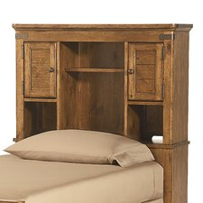 <strong>LC Kids</strong> Bryce Canyon Bookcase Headboard