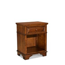 Dawson's Ridge 1 Drawer Nightstand
