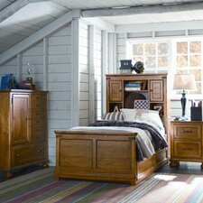 Bryce Canyon Bookcase Bedroom Collection