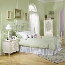 <strong>LC Kids</strong> Enchantment Wrought Iron Bedroom Collection