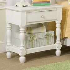 Olivia 1 Drawer Nightstand