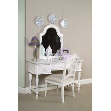 <strong>LC Kids</strong> Reflections Vanity with Mirror