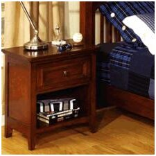 <strong>LC Kids</strong> American Spirit 1 Drawer Nightstand