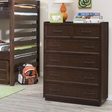 Solutions 5 Drawer Chest