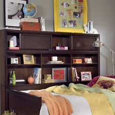 Benchmark Bookcase Headboard